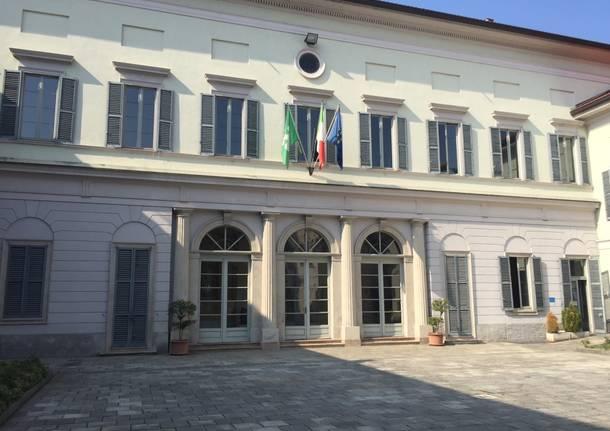 municipio palazzo brambilla castellanza