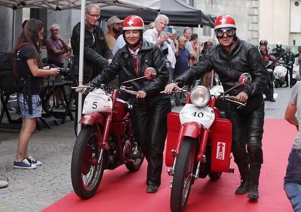 Parata di moro storiche a Varese settembre 2018