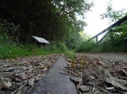 pista ciclabile valle olona lonate ceppino castiglione olona