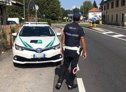 polizia locale vergiate