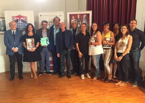 presentazione stagione teatrale 2018-2019 teatro sociale busto