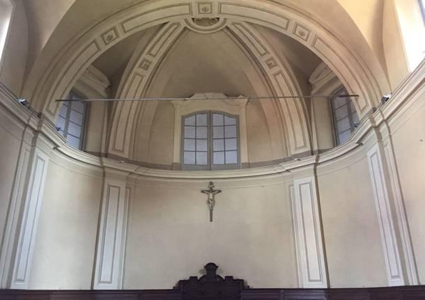 Restauro Chiesa San Vito Somma Lombardo 2018