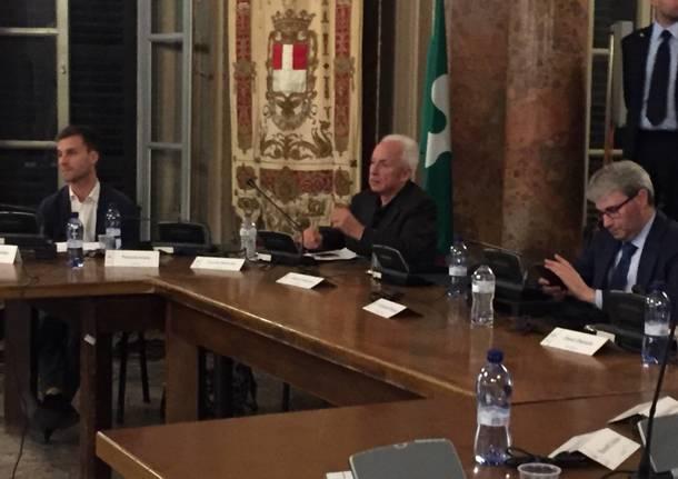 Roberto Cecchi torna in consiglio comunale