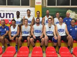 robur imo saronno basket 2018 2019