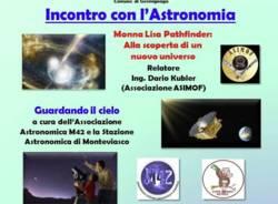 Serata astronomica