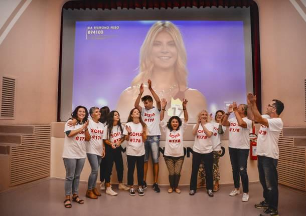 Miss Italia, tutti al Cinema Incontro per tifare Sofia