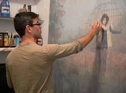 Soliloquio, alla Galleria Punto sull'Arte una mostra tutta internazionale