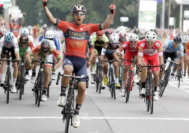 Ciclismo: Coppa Bernocchi, sprint vincente di Colbrelli