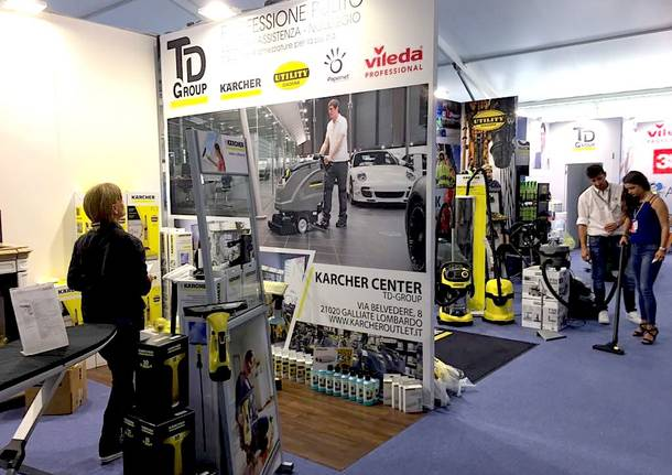 td group fiera di varese