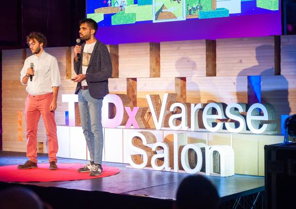 TedX Salon a Eolo
