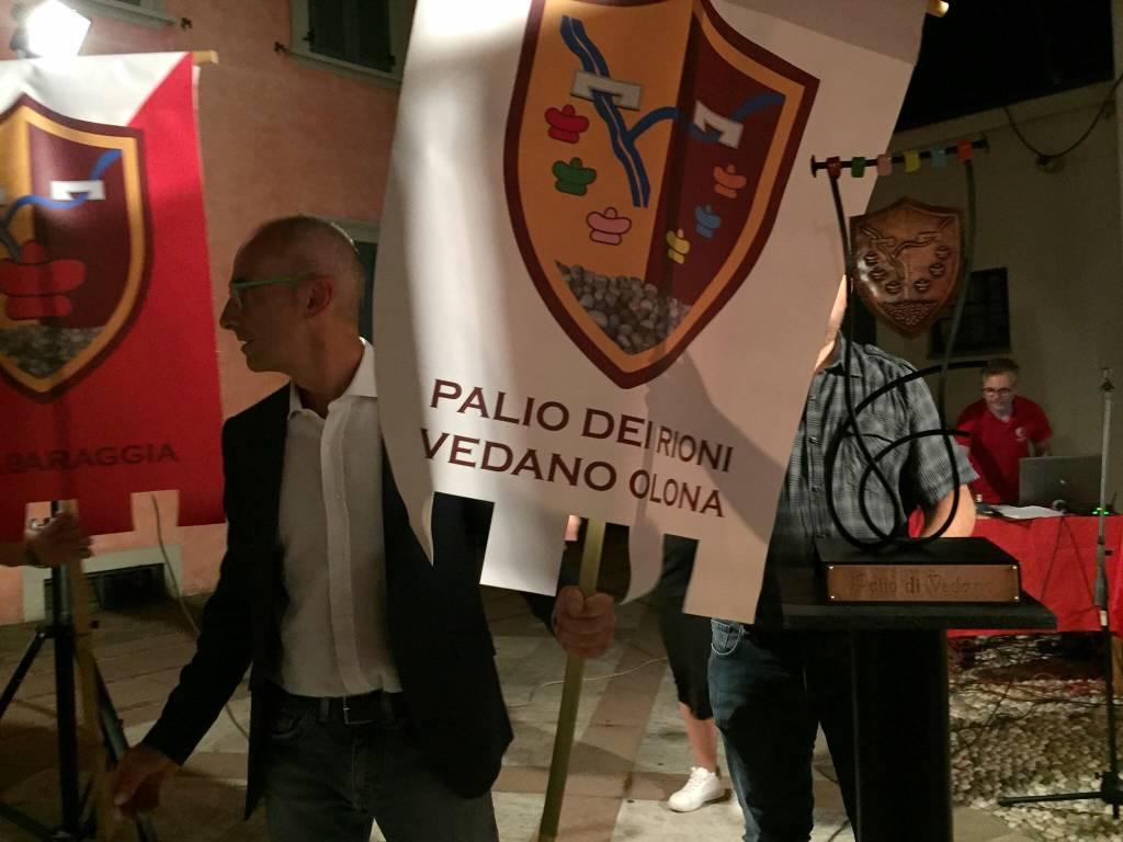 Vedano Olona - Palio 2018 apertura