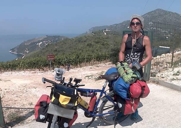 viaggio bicicletta