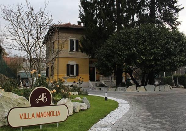 villa magnolia malnate