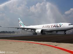 Volo Air Italy Malpensa-Bangkok