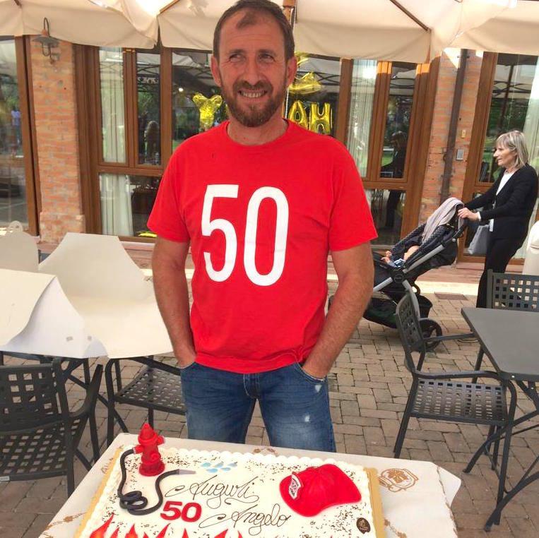 50 anni del vdf Mosconi