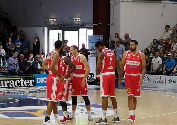 Basket Sassari Openjobmetis