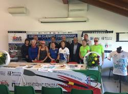 Canottaggio, a Corgeno gli Europei a sedile fisso