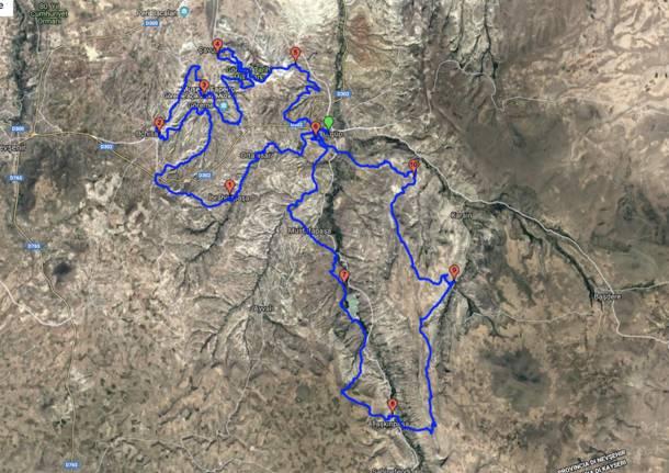 cappadocia trail