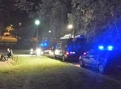 carabinieri controllo notte parco cassano magnago