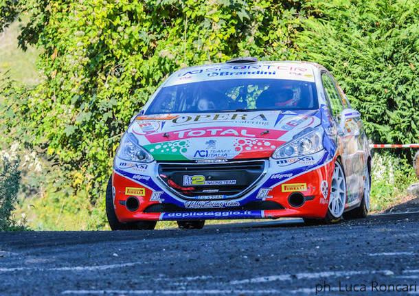 Rally Due Valli, bene Crugnola e De Tommaso
