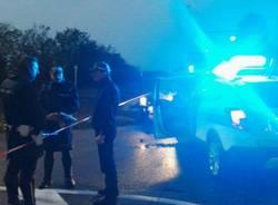 Asilo investito, indaga la polizia locale