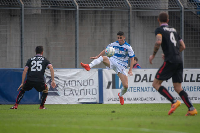 Pro Patria - Piacenza 1-4