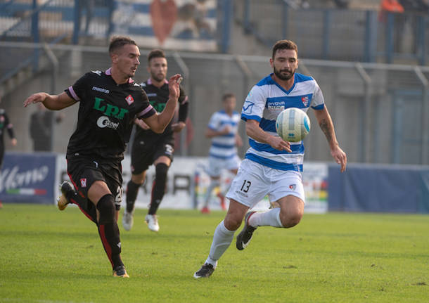 Pro Patria – Piacenza 1-4