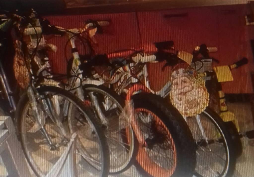 Aiutatemi a ritrovare le bici della mia famiglia