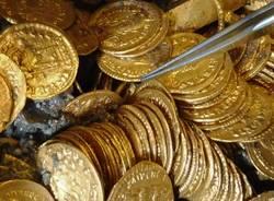 Le analisi sulle monete trovate a Como