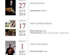 "VI Rassegna Musicale ""Echi dai Secoli"""