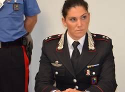 Carabinieri: nuovi ufficiali in provincia