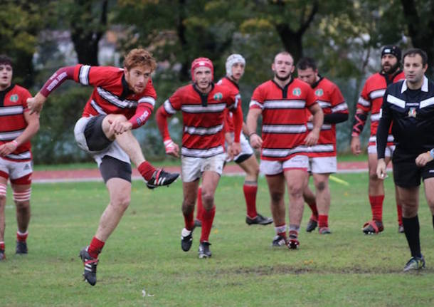 Rugby Lecco – Rugby Varese 29-15