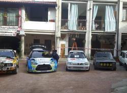 Rally e castagne a Caldana