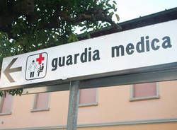 cartello guardia medica
