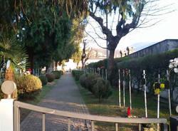 cimitero luino viale rimembranze