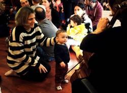 concerti di musica per bimbi da 0 a 6 anni