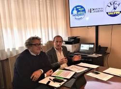 emanuele antonelli marco magrini elezioni provinciali 2018