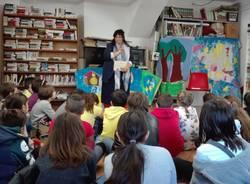Festa della biblioteca alla scuola di Sumirago