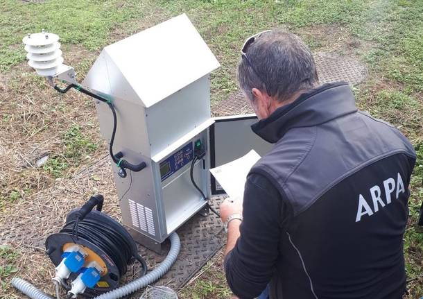 arpa tecnici monitoraggio