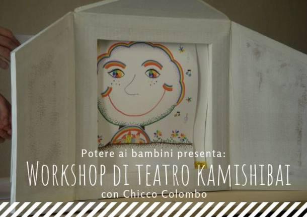 teatro kamshibai Chicco Colombo