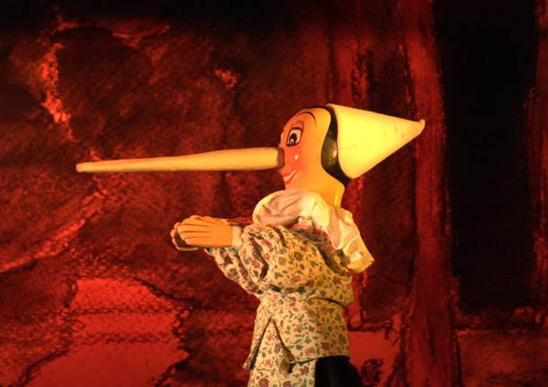 pinocchio teatro umbro