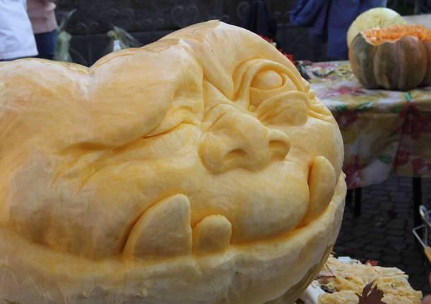 Festa ad Agra per la Sagra della Zucca
