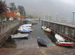 Lago Maggiore prima e dopo la pioggia