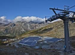 lavori in corso monterosa ski