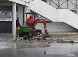 lavori stazione castellanza 2018
