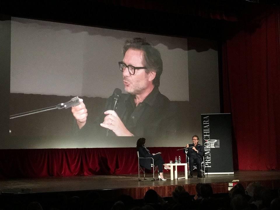 Massimo Recalcati al Premio Chiara