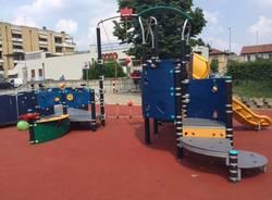 parco giochi inclusivo malnate