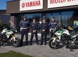 polizia locale legnano moto