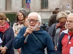 presidio Varese per Riace