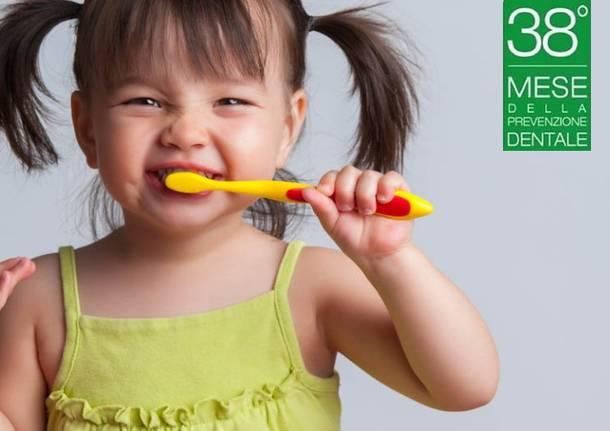 prevenzione dentale bambini
